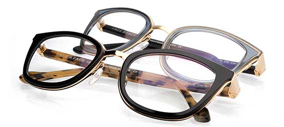 Modern spectacle frames