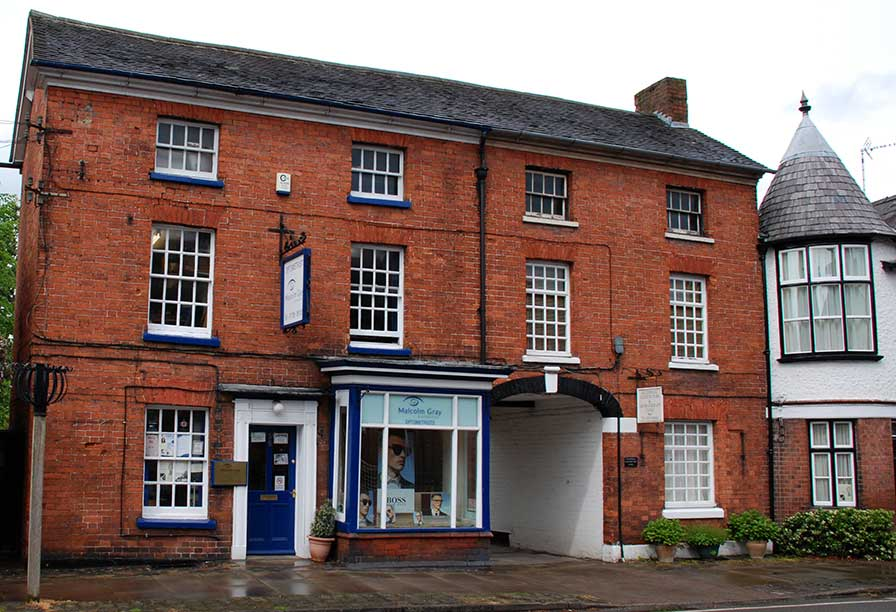 Malcolm Gray store in Eccleshall